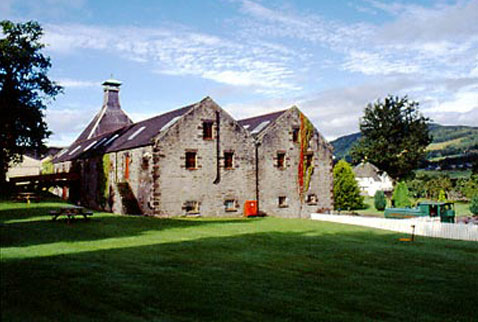 Aberfeldy Scotch Whisky Distillery (Аберфелди)